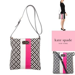 Kate Spade Classic Spade Victoria Crossbody
